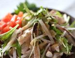 イカの大根サラダ